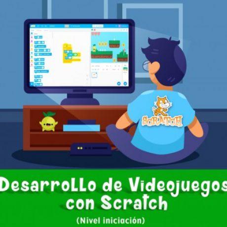 Logo del grupo Scratch Iniciación