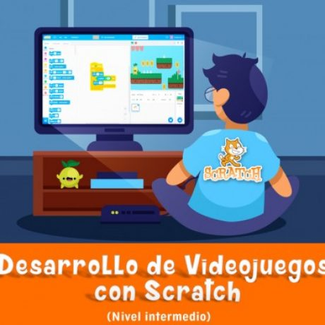 Logo del grupo Scratch intermedio