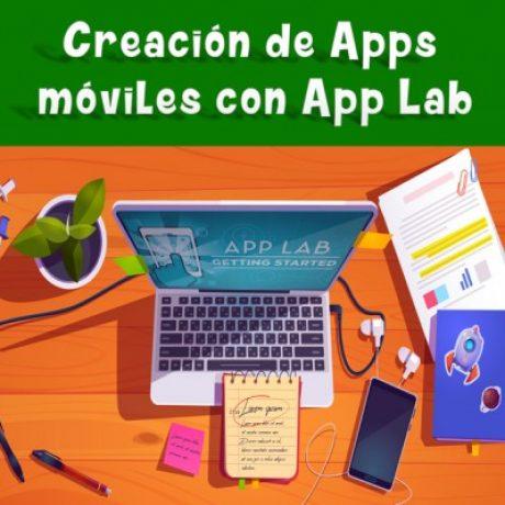 Logo del grupo Apps móviles con App Lab
